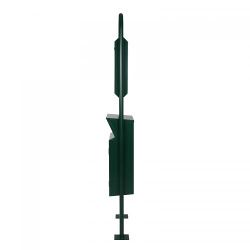 Standard-Combi Griffloch in Profilansicht