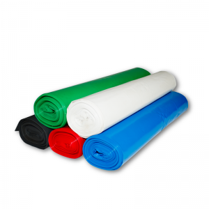 SCF-Abfallsäcke in verschiedenen Farben