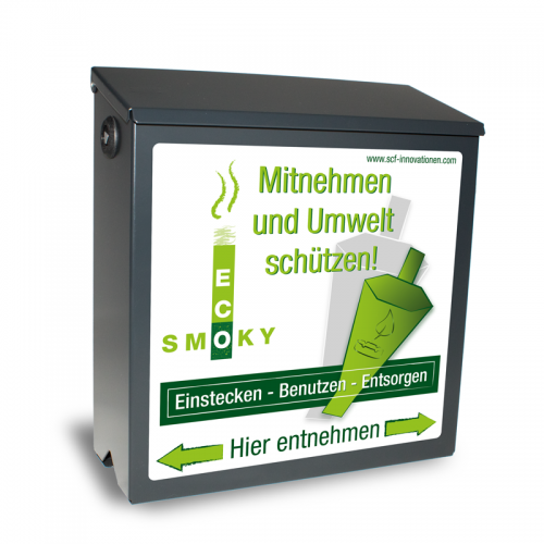 EcoSmoky Frontansicht